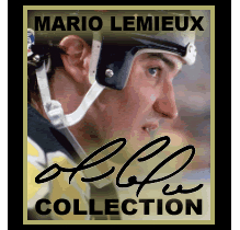 Mario Lemieux Collection